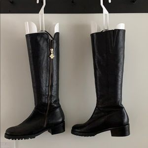DVF tall boot